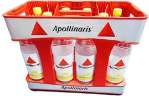 Apollinaris Lemon 10x1,00l
