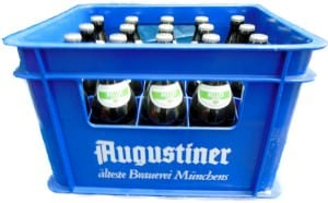 Augustiner Lager Hell 20x0,50l