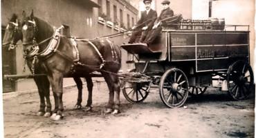 Opa Rampe um 1908