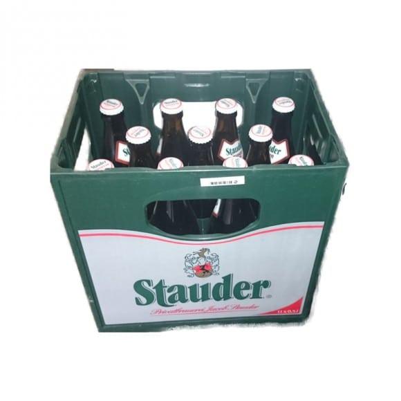 Stauder Ruhrtyp 11x0,50l Pfand: 2,38€ Preis/l: 1,42€