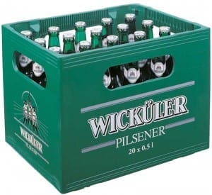 Wickküler Pilsener 20x0,50l