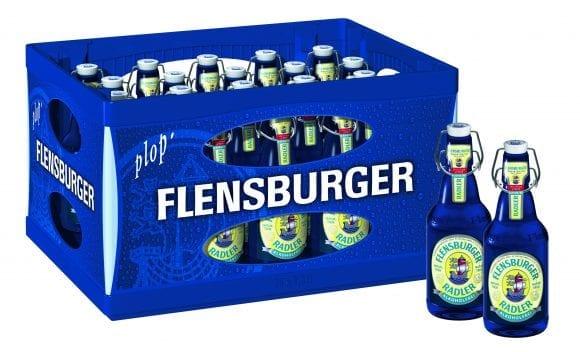 Flensburger Radler Alkoholfrei 20x0.33
