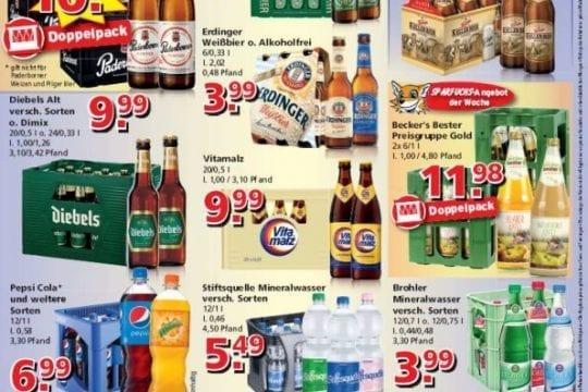 Angebote KW06 Getränkewelt