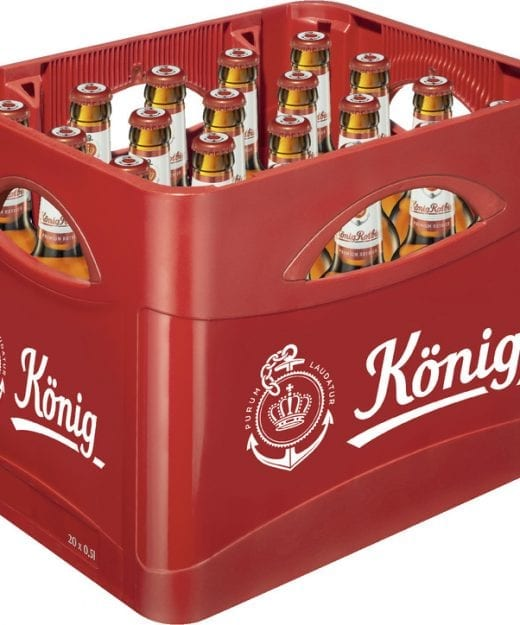 König Rotbier 20x0,5l