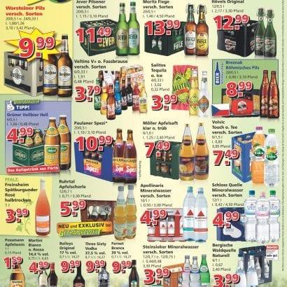 Getränkewelt Angebote KW20